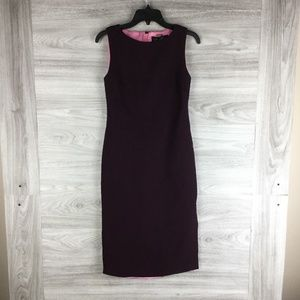Marini & Lecconi 2 Tone Midi Dress